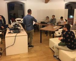 Un successo il primo Workshop di radio CurtaTune!