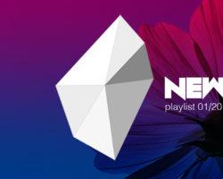 NEW! playlist 01/2018
