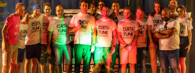 Curtatune party 2018! Una serata magica